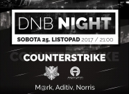 dnb night: COUNTERSTRIKE